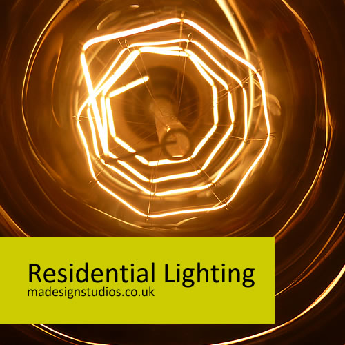 Residential Lighting Design London UAE
