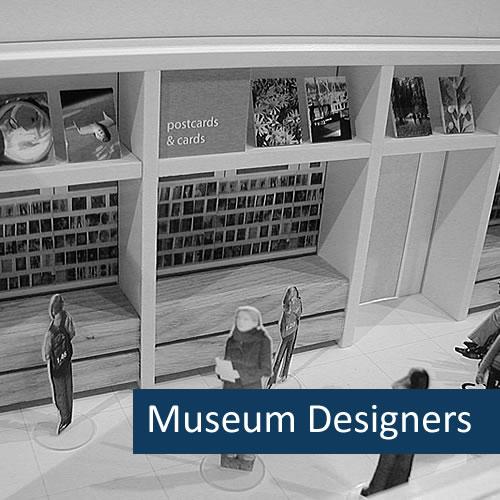 museum exhibition designers